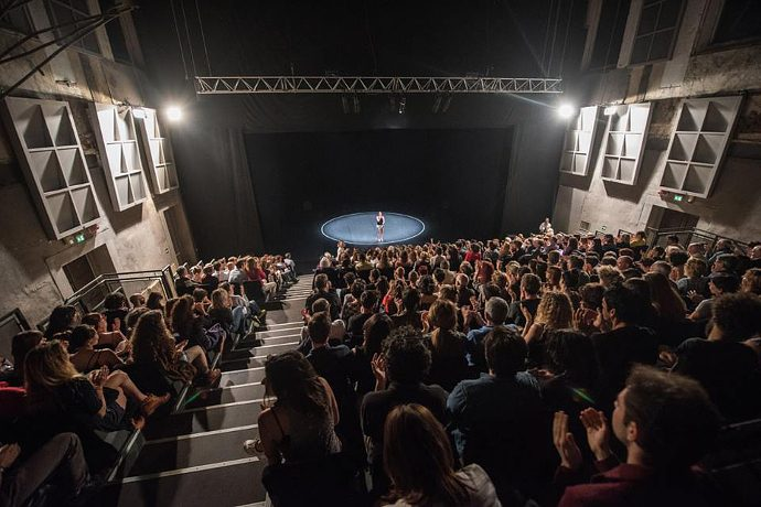 Object al Teatro Astra ha aperto Interplay 17 (photo: Andrea Macchia)