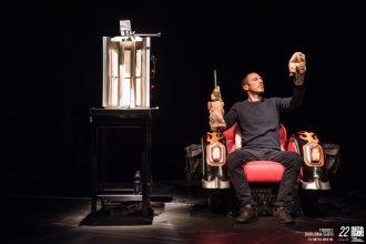 Babilonia Teatri al Festival delle Colline Torinesi (photo: Andrea Macchia)