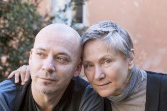 Stefano Battaglia e Mariangela Gualtieri (photo: ©Melina Mulas)