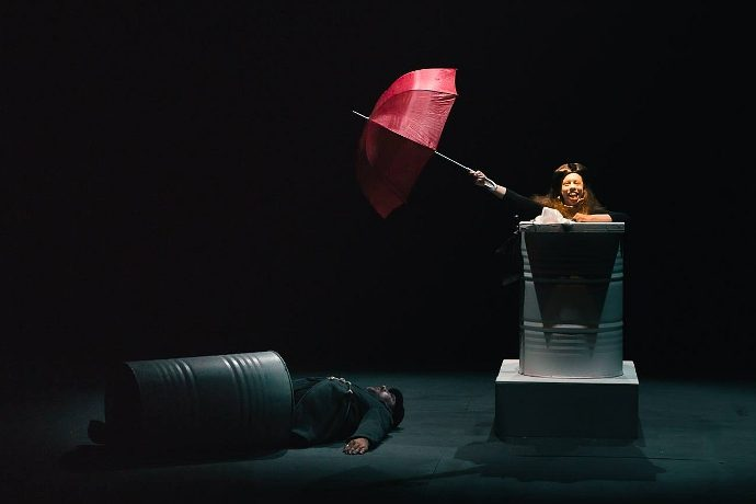 Winnie di Nerval Teatro