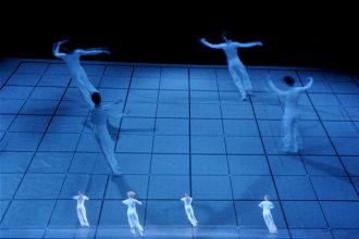 Lucinda Childs / Dance (photo: Sally Cohn Photography)