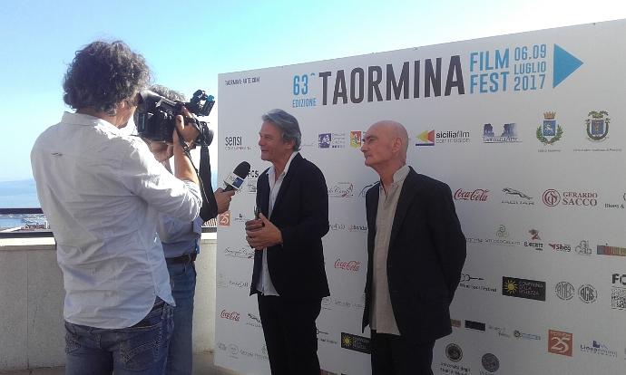 Vetrano e Randisi a Taormina