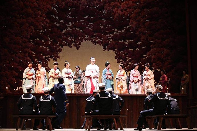 Madama Butterfly (photo: Rosellina Garbo)