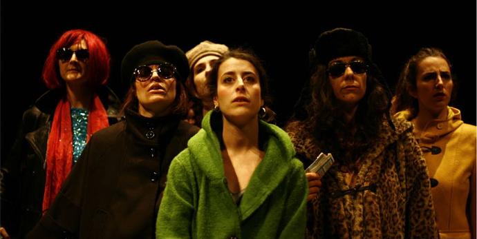 Interrail di FrequenzeAlfa Teatro