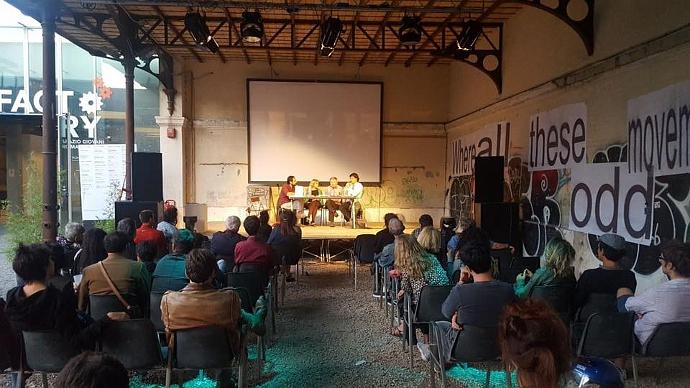 Hans-Thies Lehmann presenta Il teatro postdrammatico