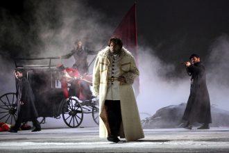 Placido Domingo nel Tamerlano di Händel (photo: Brescia/Amisano - Teatro alla Scala)