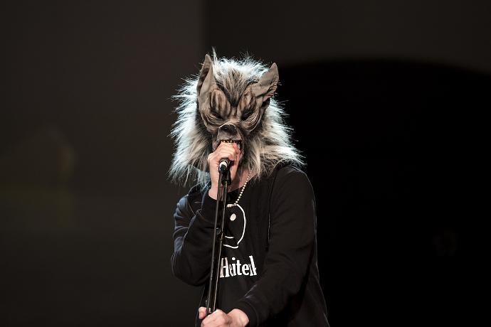 Hamlet (photo: Donata Etlin)