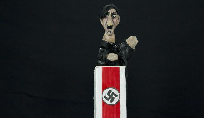 Hitler secondo Ariel Doron
