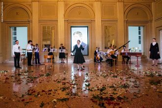 Il Palazzo di Atlante di Anagoor (Foyer Teatro Galli, Sagra Musicale Malatestiana 2013)
