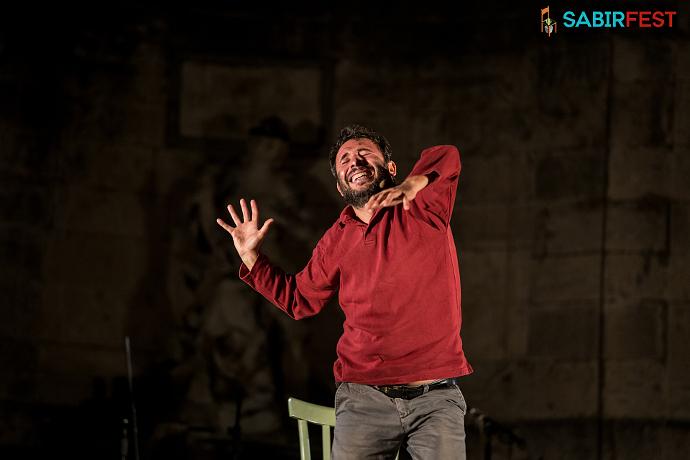 Gaspare Balsamo (photo: Stefania Mazzara)