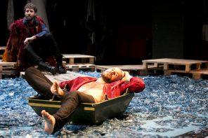 Il Mercante di Shakespeare nella Venezia livida di Filippo Renda