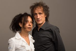 Antonio Rezza e Flavia Mastrella (photo: G. Mazzi)