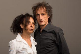 Antonio Rezza e Flavia Mastrella (photo: G. Mazzi)