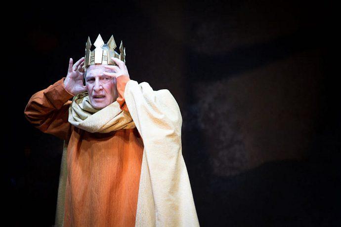 Carlo Cecchi è Enrico IV (photo: Matteo Delbo)