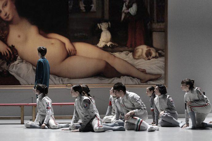 """""""Siena"""" della compagnia spagnola La Veronal, primo spettacolo proposto agli YC4D"""