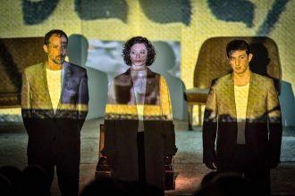 I protagonisti de Il ring dell'inferno (photo: Luca Pradella)