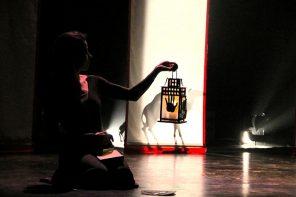 Progetto Incanti Produce 2018: luci sul teatro d'ombre
