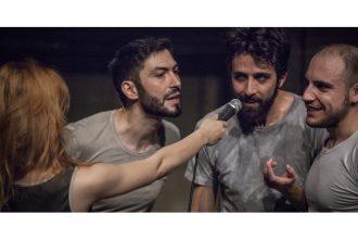 Letizia Bravi, Marco De Francesca, Francesco Martucci, Federico Manfredi (photo: Lucia Baldini)