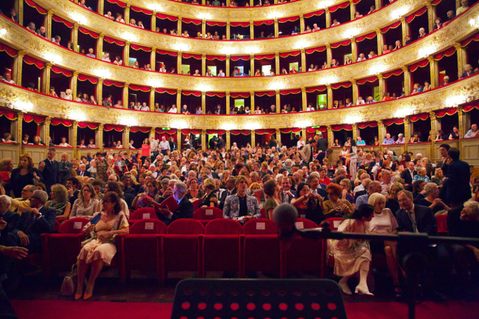 Il Teatro Argentina