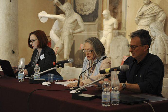 Zaccaria, Barsotti e Fiaschini (photo: generazioniaconfronto.wordpress.com)