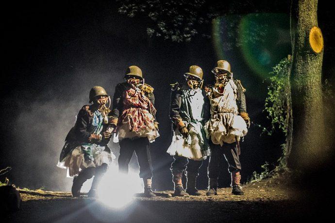Bizangos (photos © Bushido)