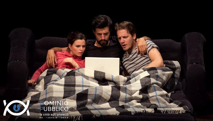 Domani mi alzo presto di Amor Vacui (photo: Michele Greco)
