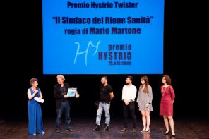 Premio Hystrio Twister 2018 (photo: Valentina Colombo)