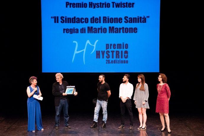 Premio Hystrio Twister 2018 (photo: Valentina Colombo)