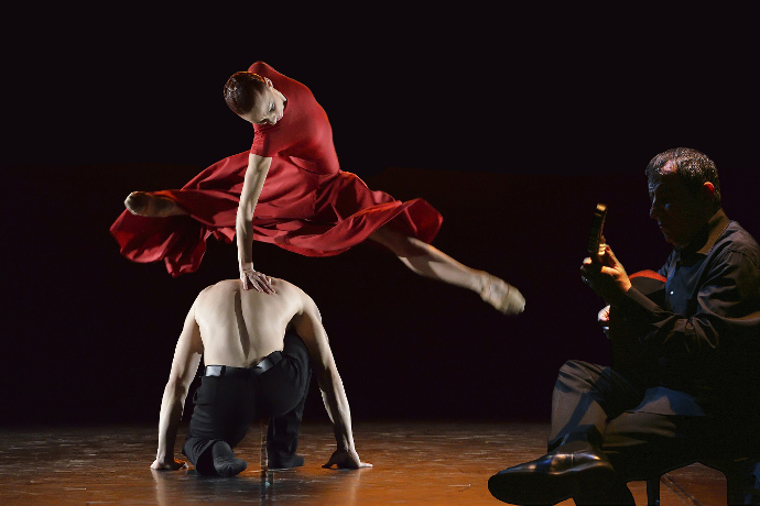 Atlantide di Mvula Sungani Physical Dance