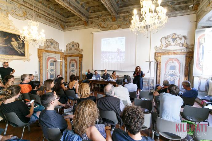 """Il convegno """"A porte aperte"""" (photo: Elisa Nocentini)"""