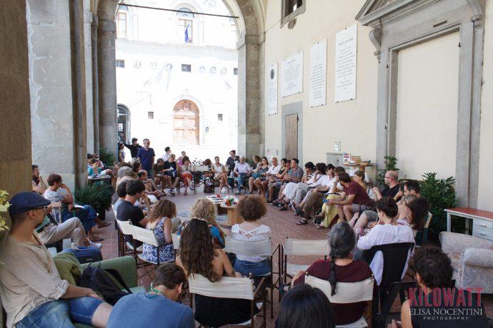 Un incontro tra Visionari e compagnie (photo: Elisa Nocentini)