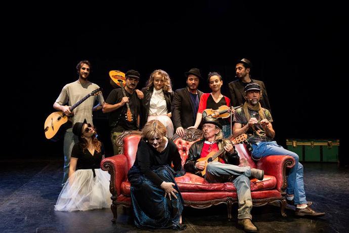 Il Re Anarchico e i Fuorilegge di Versailles di e con Paolo Rossi