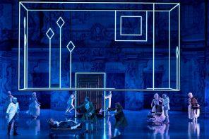 Un Figaro al neon per il debutto d'opera del LAC