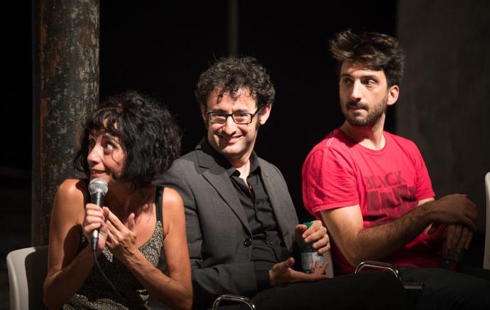Frosini / Timpano (photo © Claudia Pajewski)