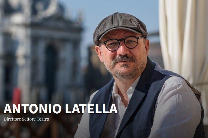Antonio Latella, direttore della Biennale Teatro (photo: labiennale.org)