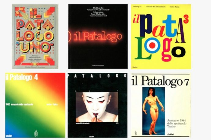 Alcuni dei 32 numeri del Patalogo (photo: ubuperfq.it)