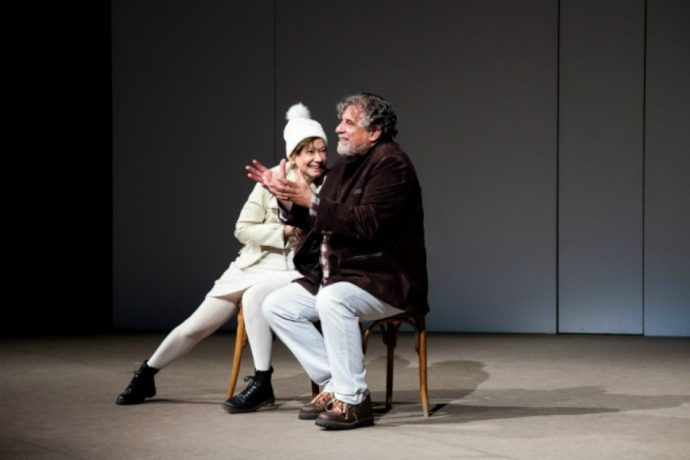 I Sillabari in teatro (photo: Agneza Dorkin)