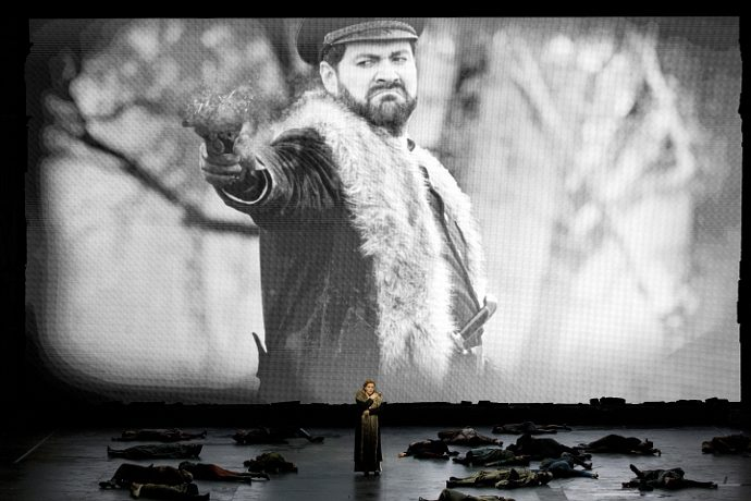 Attila (photo: Brescia/Amisano - Teatro alla Scala)