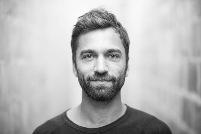 Steven Michel (photo: Lovis Ostenrik)