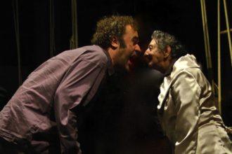 Delbono e Bobò in Orchidee (photo: Karine De Villers e Mario Brenta)