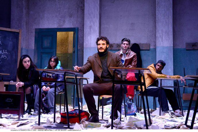 La classe (photo: Federico Riva)