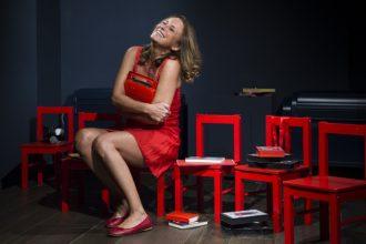 Monica Faggiani in Quel che resta (photo: Michela Piccinini)