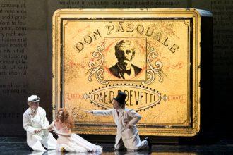 La prima rappresentazione moderna dell'Agnese (photo: Edoardo Piva)
