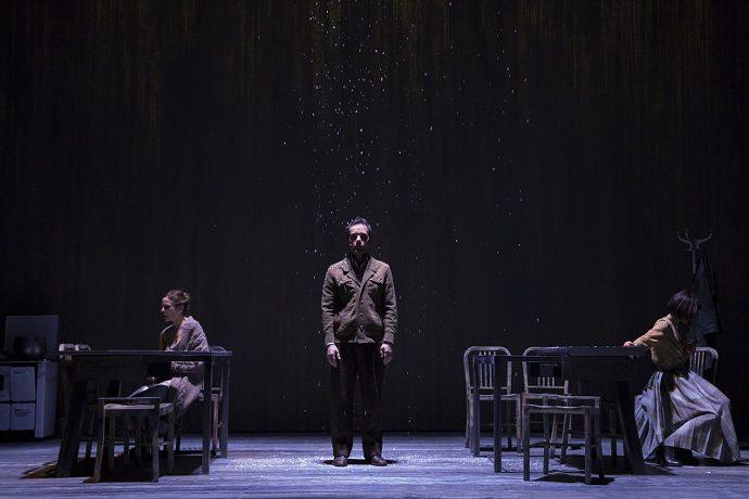 When the Rain Stops Falling, con Camilla Semino Favro, Emiliano Masala e Tania Garribba (photo: Sveva Bellucci)