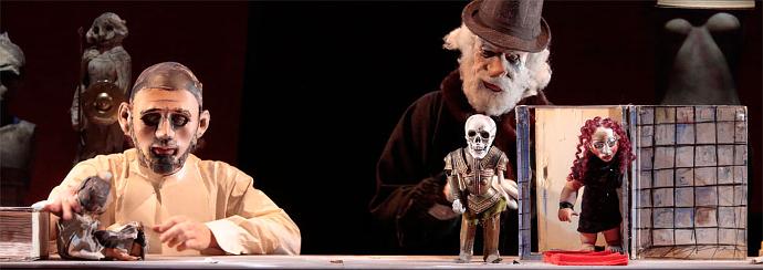 Menelao di Teatrino Giullare, in prima assoluta