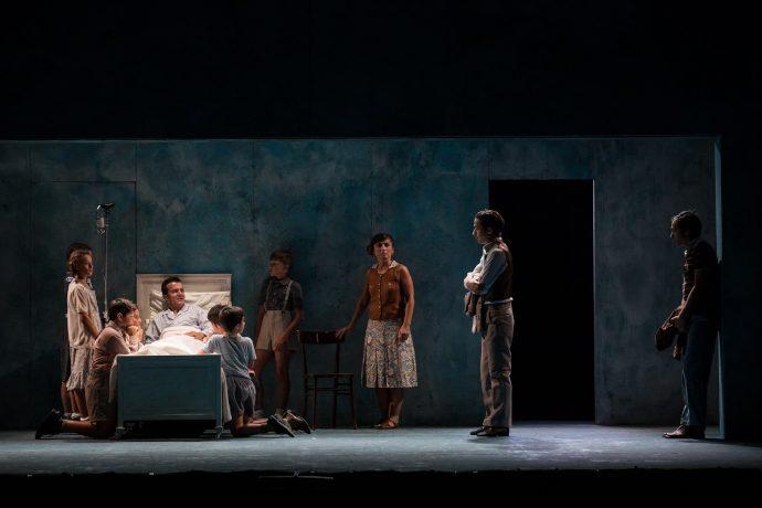 Vangelo secondo Lorenzo - regia Leo Muscato (photo: Ilaria Costanzo)