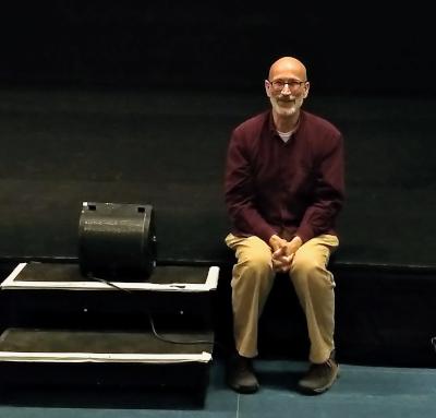 Giorgio Rossi (photo: Simona Cappellini)