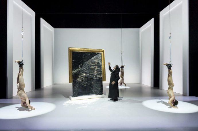 Scene da Faust (photo: Luca Manfrini)