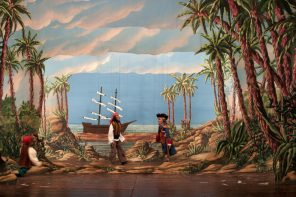 L'isola del tesoro dei Colla, l'avventura in formato kolossal