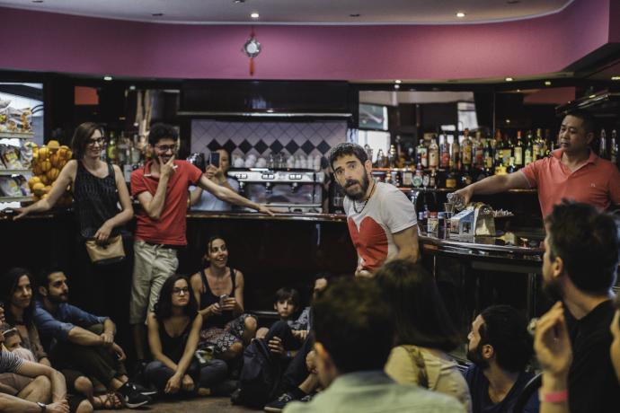 NoLo Fringe Festival 2019 foto di Oriana Spadaro